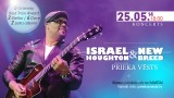 Israel Houghton & NEW BREED koncerts 25.05.2014.
