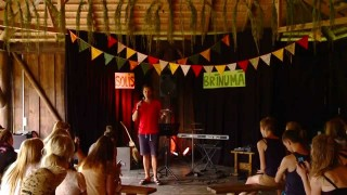 Solis Brīnumā   PVJ vasaras nometne 2014