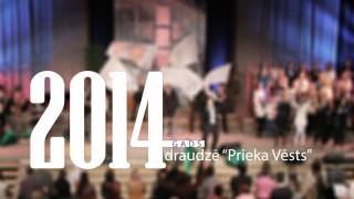 2014.gads draudzes dzīvē