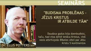 Budisma problēmas – Jēzus ir atbilde tām