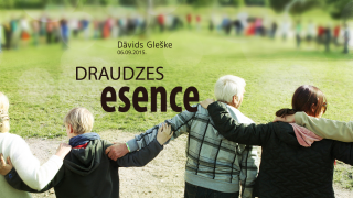 Draudzes esence | Dāvids Gleške