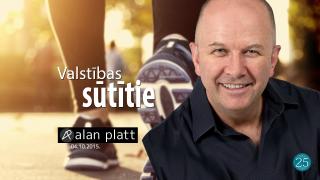 Valstības sūtītie | Alan Platt