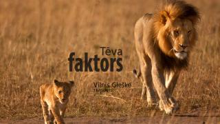 Tēva faktors | Vilnis Gleške
