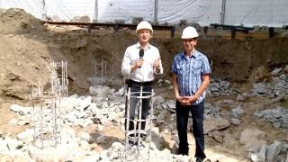 Reportāža no būvlaukuma #2