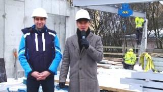Reportāža no būvlaukuma #5