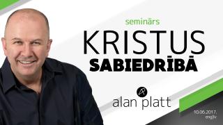 Kristus sabiedrībā un kultūrā | Alan Platt