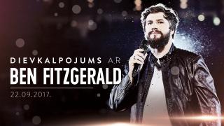 Dievkalpojums ar Ben Fitzgerald