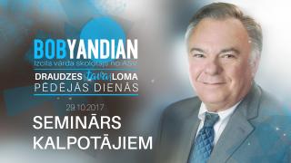 Seminārs kalpotājiem | Bob Yandian