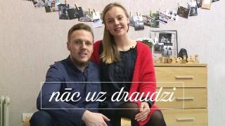 Nāc uz draudzi | Andris un Rebeka