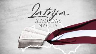 Latvija. Atmodas Nācija