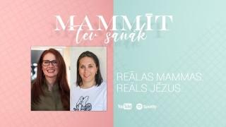 Reālas mammas. Reāls Jēzus | Agnese Baumane
